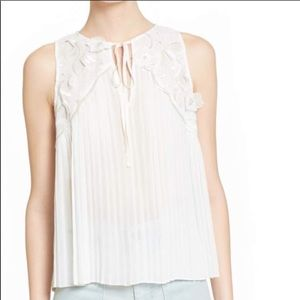 Alice & Olivia GORGEOUS Top- Med